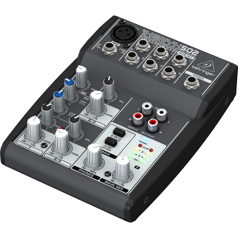 Behringer-XENYX-502-e