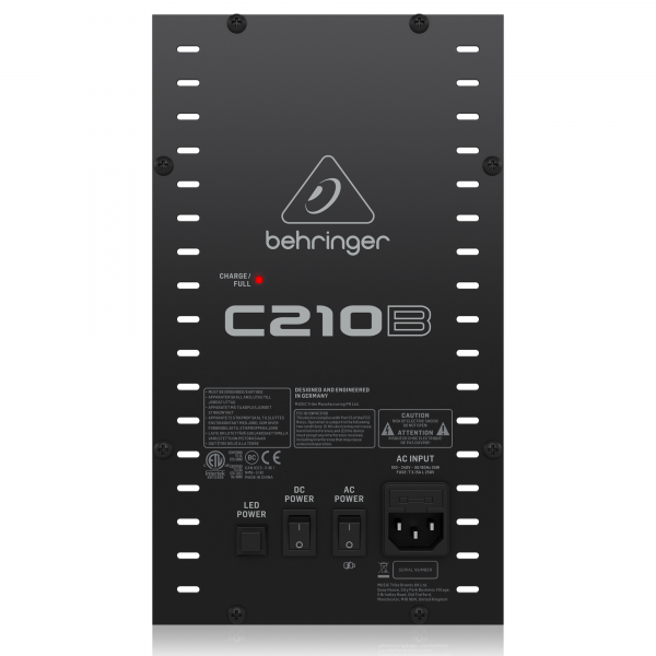 BEHRINGER C210B